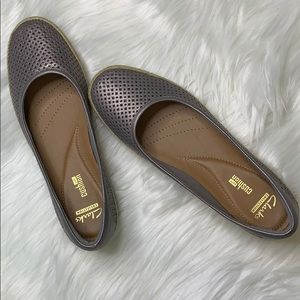 Clarks Collection Espadrille Flats-Danelly Adira